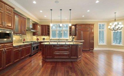 Design, own kitchen layout