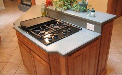 Image of: Custom Kitchen