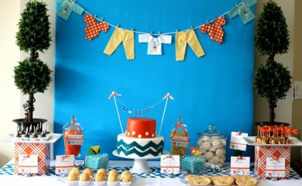 Cutest Baby Shower Decorations