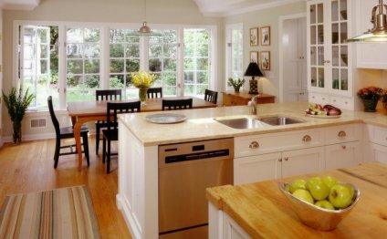 Elegant Transitional Kitchens