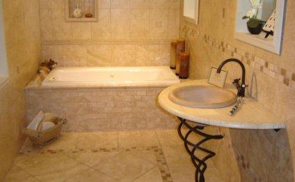 Bathroom renovations for