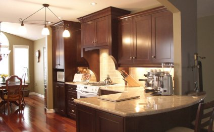 Gallery of: kitchen design
