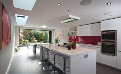 Gallery of: kitchen design