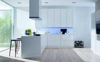 Kitchen Design for Comely