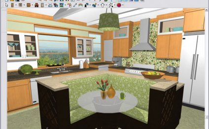 Kitchen design programs design