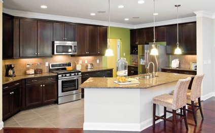 Open Kitchen Designs With