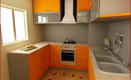 Kitchen Designs For Small