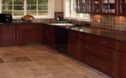 Floor tile designs for