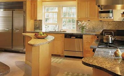 Kitchen Island Designs For