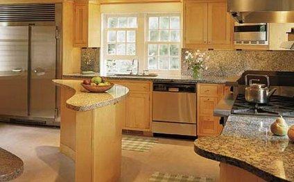 Kitchen Island Designs For