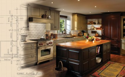 Custom Kitchen design and