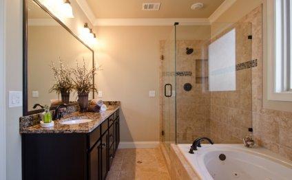 Gallery of Master Bathroom