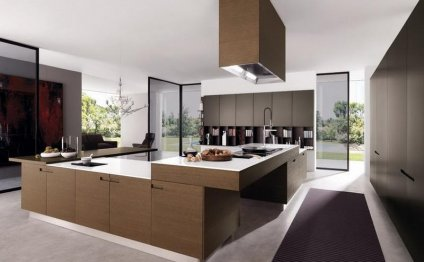 Modern Kitchen Island Modern