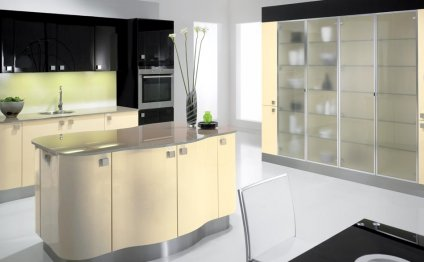 Modular Kitchen Cabinets