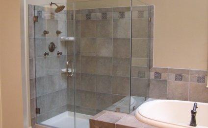 And small bathroom design
