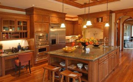 Kitchen layout design