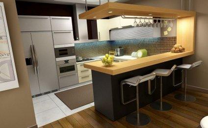Kitchen Design Small Space