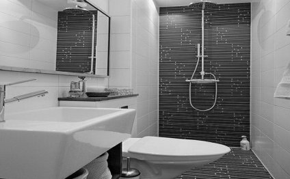 Small Bathroom Design With