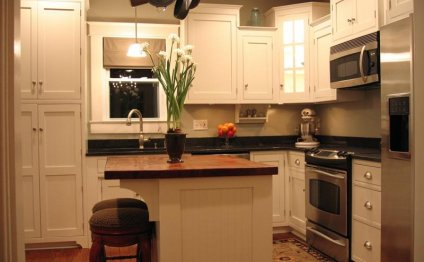 Small Kitchen Designs With