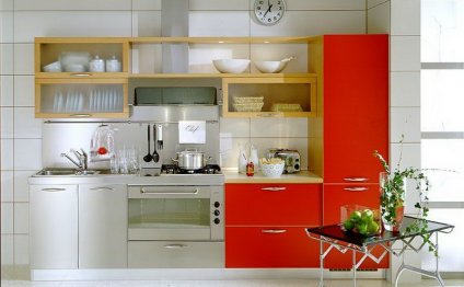 Design kitchen for small Space