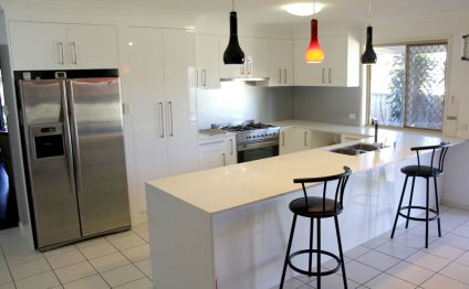 Brisbane kitchen Renovations