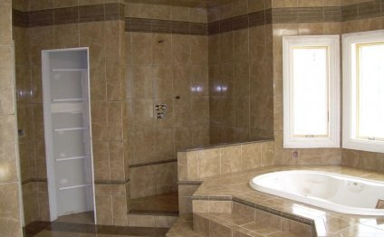 Master bathroom Tile Design