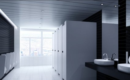 Office bathroom Design