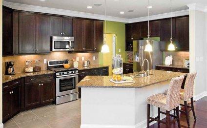 open kitchen design ideas - Open Kitchen Ideas