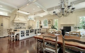 Open kitchen island Designs