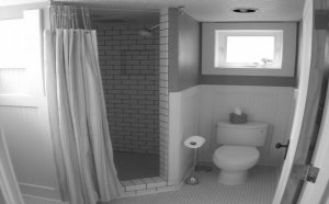 Small Basement bathroom Design
