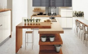 Small eat-in in kitchen Design