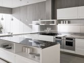 Beautiful white kitchen Design
