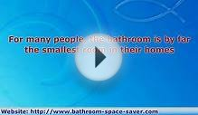 Bathroom Space Saver Ideas for a Small bathroom