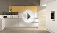 Fitted kitchen with island FILOESCAPE - ESCAPE by