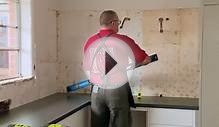 How To Install Kitchen Wall Cabinets - DIY At Bunnings
