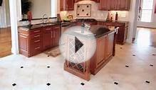 Kitchen flooring design ideas
