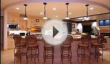 Kitchen Island Bar Designs