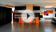 Modern Deisgn for Large Kitchens! Large Kitchen Design