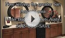 San Antonio Home Depot kitchen cabinets vs Under Budget Aus