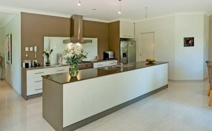 Colour Design for kitchens
